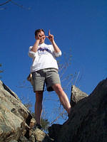 April 14, 2001: Billy Goat Trail Hike
