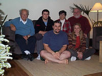 January 3, 2003: Family Pic